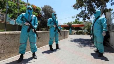"""صورة الشخرة : الوضع الوبائي في غزة """"خطير"""" ومساعدات طبية للقطاع خلال يومين"""