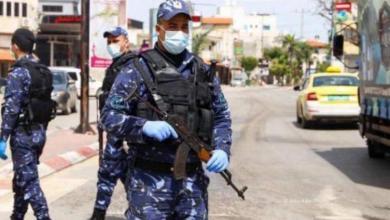 """صورة داخلية غزة تعلن القبض على اثنين من المشتبه بهم بقتل """"القيق"""""""