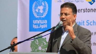 صورة ابو حسنة: الأونروا ستطلق نداءًا هامًا في الأيام المقبلة بشأن كورونا..ولا قرارات حول العملية التعليمية