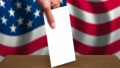 صورة إدلاء نحو 80 مليون أمريكي بأصواتهم في الانتخابات الرئاسية المبكرة