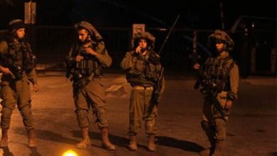 صورة إصابة 3 فتية برصاص قوات الاحتلال في جنين