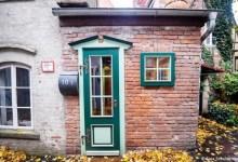 صورة أصغر منزل أثري في ألمانيا معروض للبيع بسعر قياسي