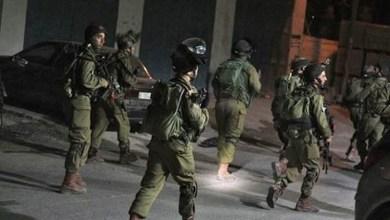 صورة إصابة 3 مواطنين خلال اقتحام الاحتلال مدينة رام الله
