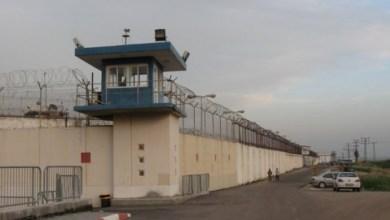 """صورة إدارة """"جلبوع"""" تغلق السجن بالكامل وتعلنه منطقة حمراء بسبب """"فيروس كورونا"""""""