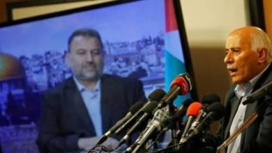 صورة جبريل الرجوب يكشف سبب فشل مباحثات المصالحة الفلسطينية الأخيرة في القاهرة