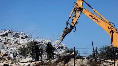 صورة الاتحاد الأوروبي: استمرار هدم منازل الفلسطينيين يشكل عائقا أمام حل الدولتين