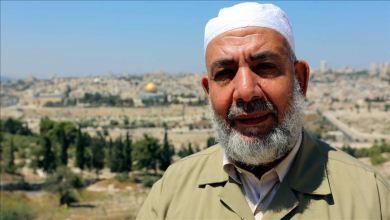 صورة الاحتلال يبعد الشيخ ناجح بكيرات عن المسجد الأقصى 6 أشهر