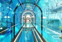صورة وارسو تفتتح المسبح الأكثر عمقاً في العالم