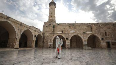 صورة الأوقاف بغزة تمنع صلاة الجنائز في المساجد