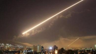 صورة شهيد و3 جرحى في قصف إسرائيلي على ريف دمشق