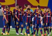 """صورة إصابتان بفيروس """"كورونا"""" في نادي برشلونة"""