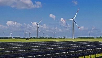 صورة أوروبا تولد لأول مرة كهرباء صديقة للبيئة