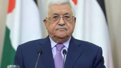 صورة الرئيس محمود عباس يصدر ثلاثة قرارات تتعلق بالشأن القضائي