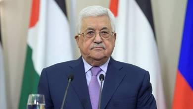 صورة الرئيس عباس يشدد على استمرار صمود شعبنا بوجه مخططات الاحتلال
