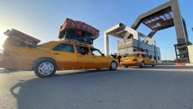 صورة الداخلية تعلن آلية السفر عبر معبر رفح ليوم غد الأربعاء