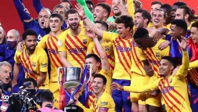 صورة برشلونة بطلاً لكأس ملك أسبانيا 2021 للمرة الـ31 في تاريخه
