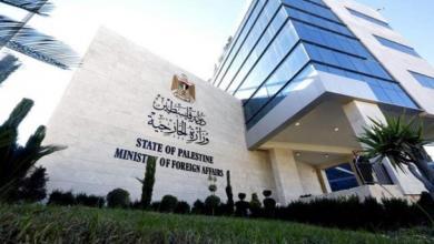 صورة الخارجية: نواصل طرح قضية جمع شمل الأسر الفلسطينية على المستوى الدولي