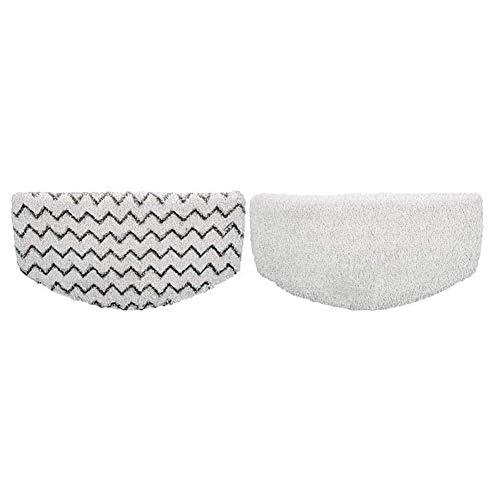 Remplacement des tampons de Nettoyage des sols en Microfibre pour vadrouille à Vapeur Powerfresh Bissell 1940 1544 série 2 pièces