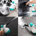 Nettoyeur vapeur 9 en 1 avec accessoires Steany 0,35 l 3 bar 1000 W