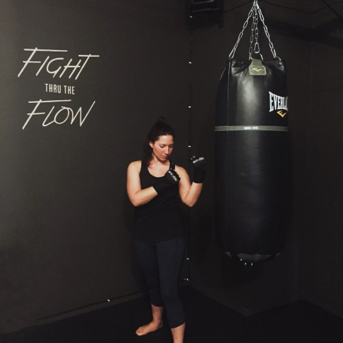 Fitness Class Review: Box + Flow