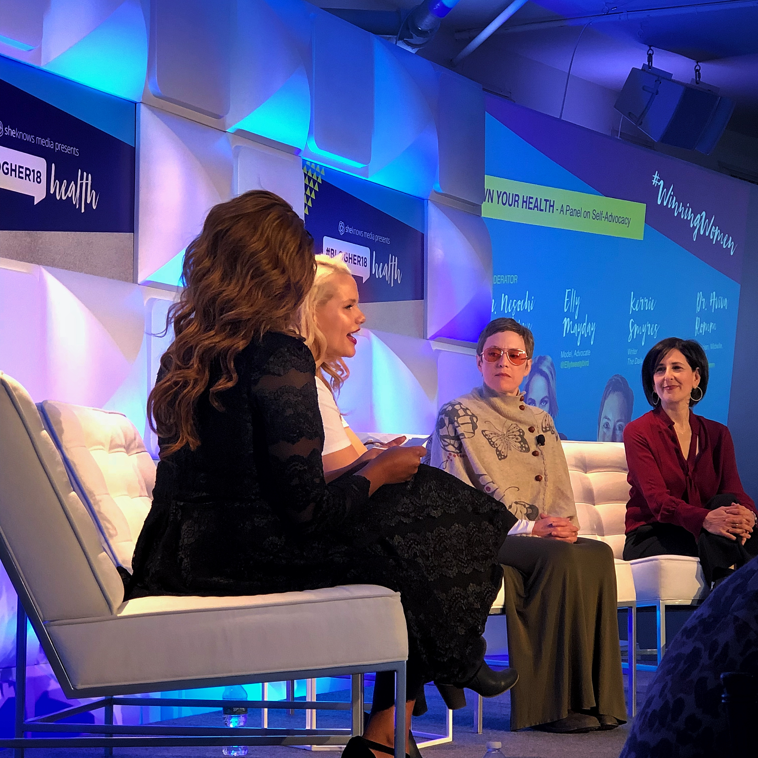 Pearls of Wisdom from BlogHer18 Health