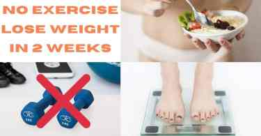 20 Home Remedies To Lose Weight Fast Without Exercise