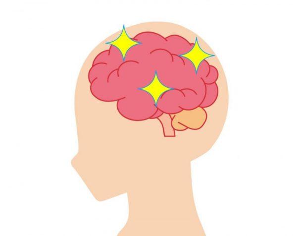 ピカピカの脳