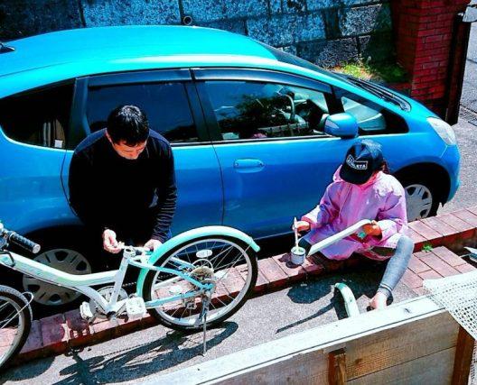 自転車リフォーム