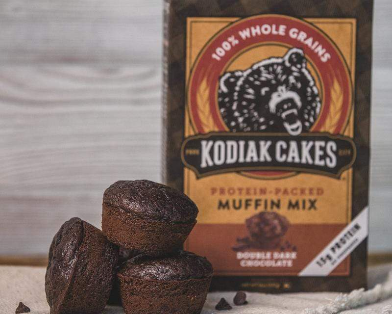 This Store-Bought Muffin Mix is Loaded With Protein