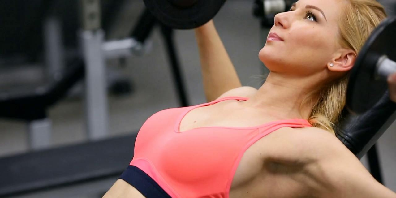 Natural Breast Lift Exercises