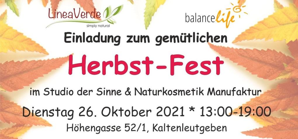 Herbstfest 2021