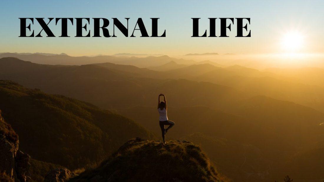 External balance