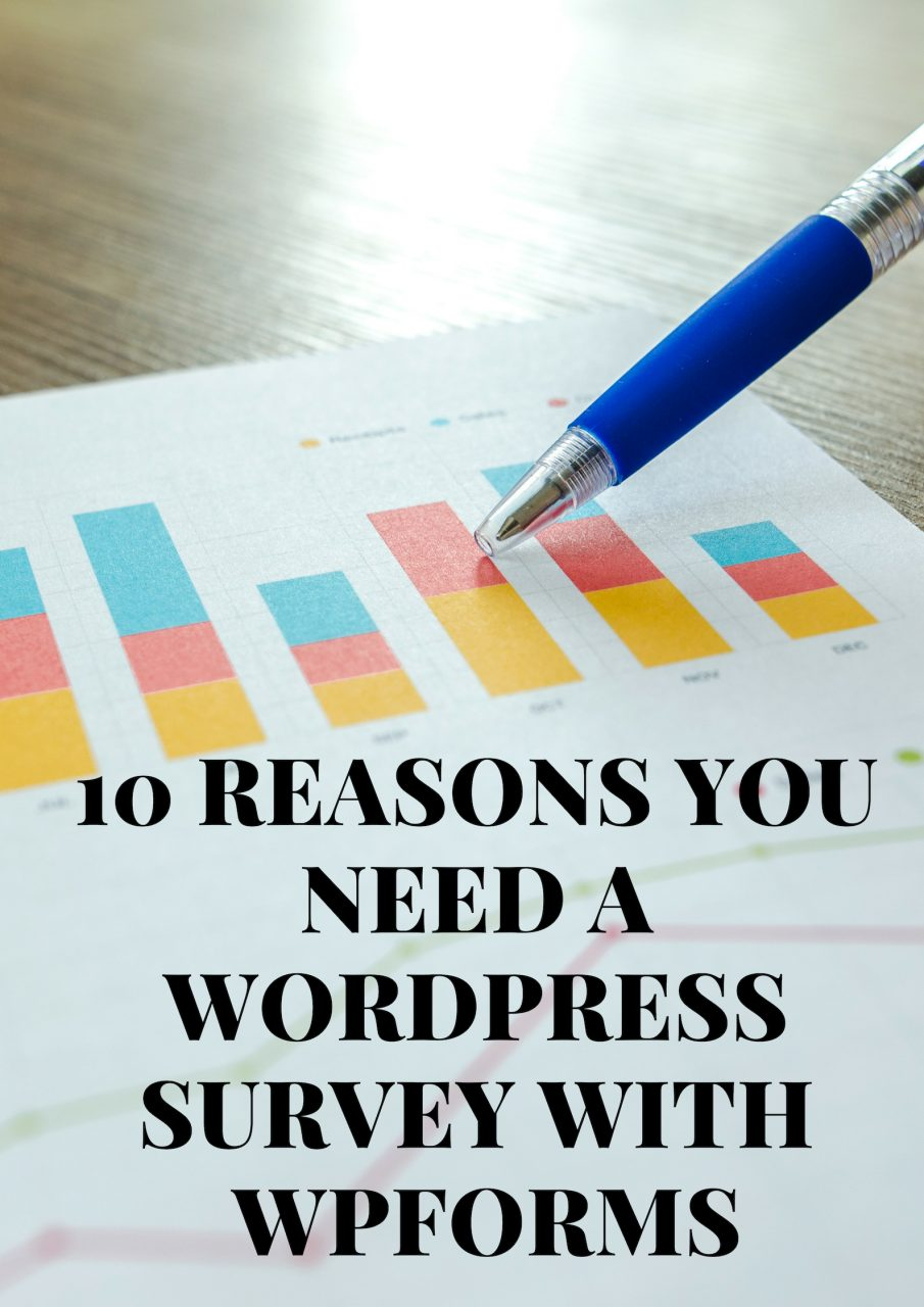 10 Reasons You Need a WordPress Survey with WPForms