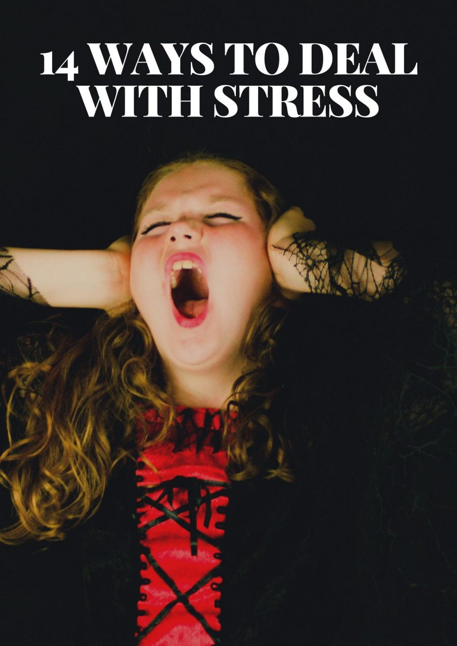14 Ways to Deal with Stress