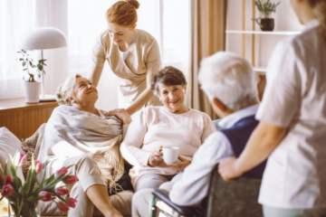 Europa analiza los cuidados de larga duración