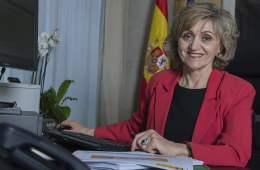 Maria Luisa Carcedo Ministra Sanidad