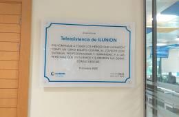 Ilunion Sociosanitario homenajea a los profesionales y usuarios afectados por el COVID 19