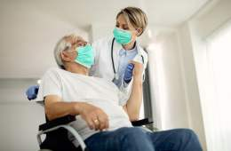 Descenso de la tasa de mortalidad en las residencias de mayores