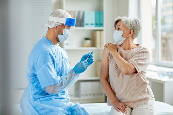 Orpea vacuna de gripe a sus residentes