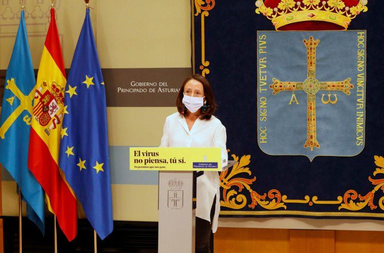 Asturias destinará más de un millón al día en 2021 para garantizar cobertura social a las personas más vulnerables