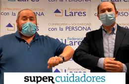 Supercuidadores y Fundación Lares