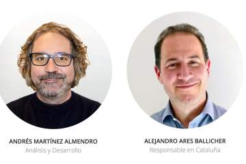 Gesad refuerza su estructura en Madrid y Barcelona ante el aumento de clientes
