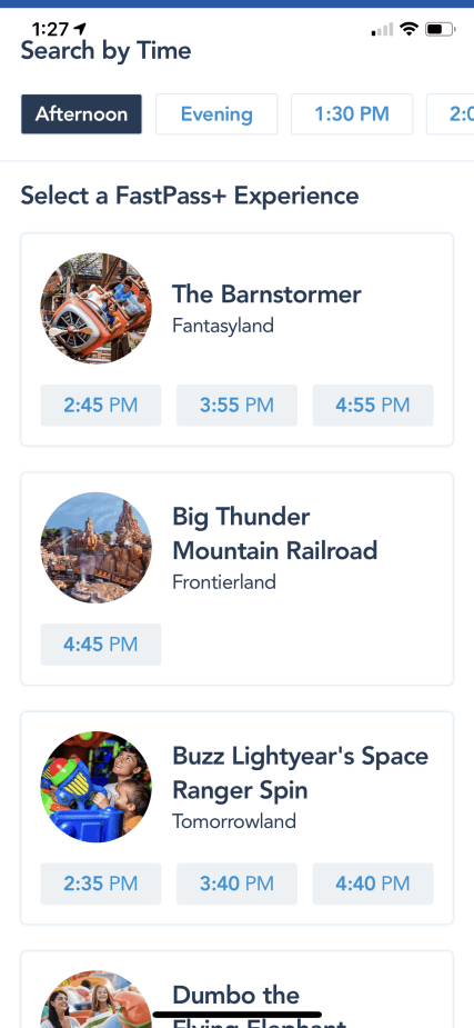 How to Make the Most of Your Fastpasses at Disney World