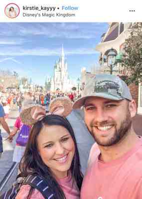 The Best Selfie Spots in Disney World