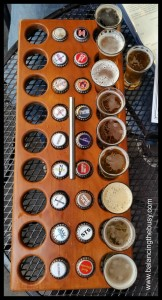 Russian River Brewing Co. Sampler