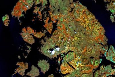 Alaska Aerial Mapping Klawock Coffman Cove Prince of Wales Island