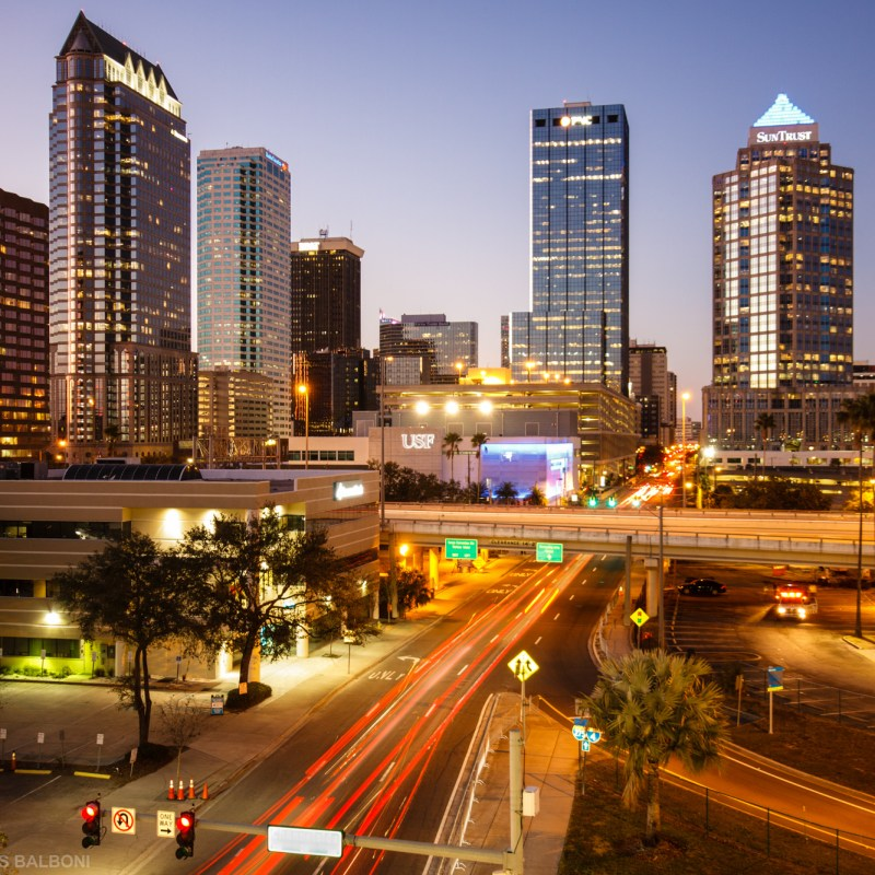 Tampa by Night
