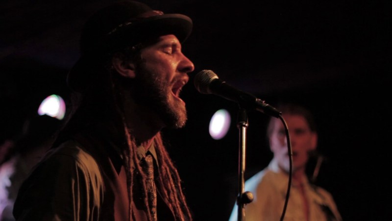 Dodgy Mountain Men – Sleep When I'm Dead [Live at the Top Hat]