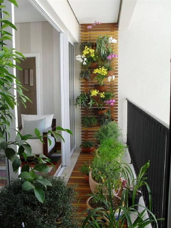 Balcony Wall Planter Decoration Ideas Unique Balcony Garden Decoration And Easy Diy Ideas