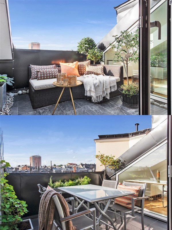 Rooftop Terrace Ideas For Apartments Unique Balcony Garden Decoration And Easy Diy Ideas